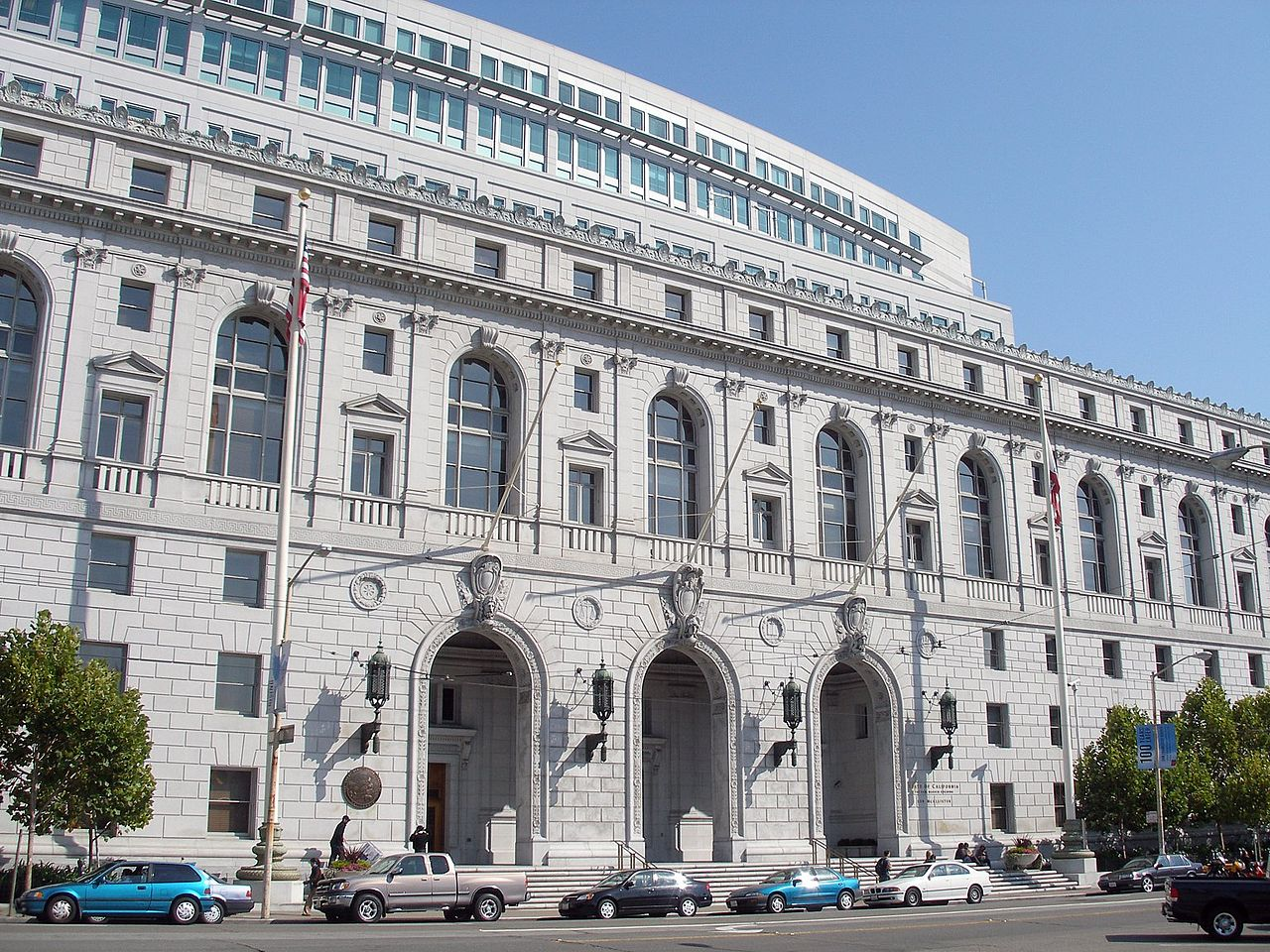 California Supreme Court (SF)