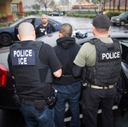 An ICE agent appears at Riverside courthouse, raising questions about enforcement vs. justice