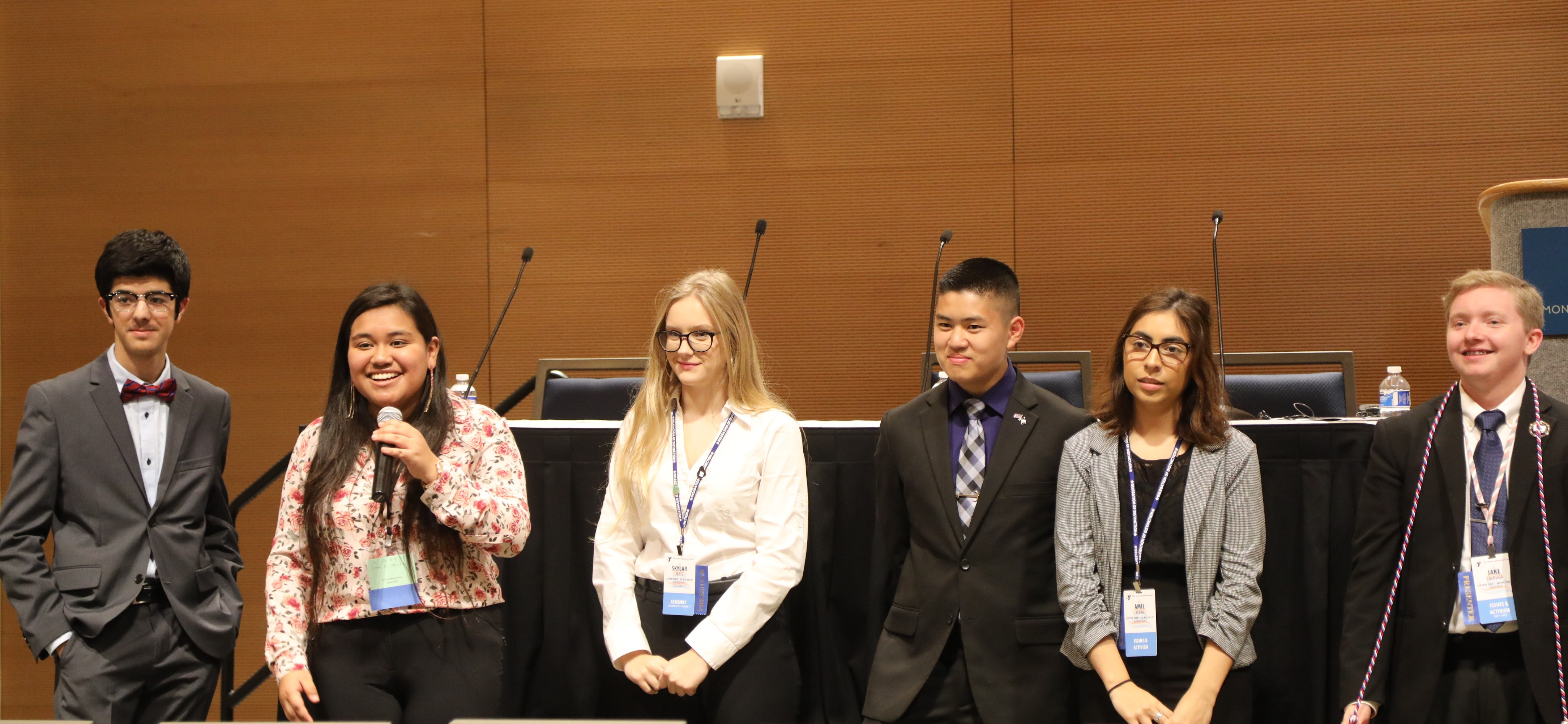Students at ACSA