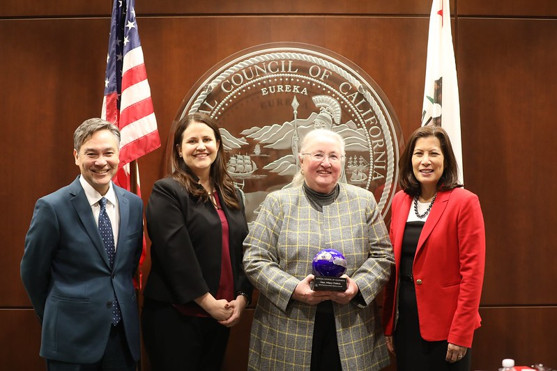 2019 DSA Recipient: Judge Hilary Chittick