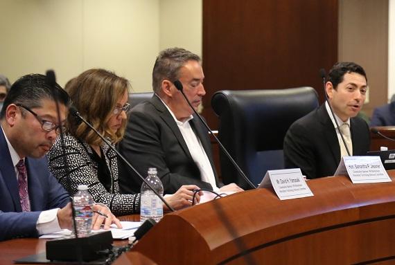 Judicial Council meeting 3-15-19 VRI Justice Cuellar