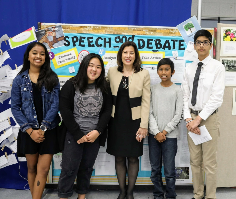 Lexington Chief Justice Speech and Debate