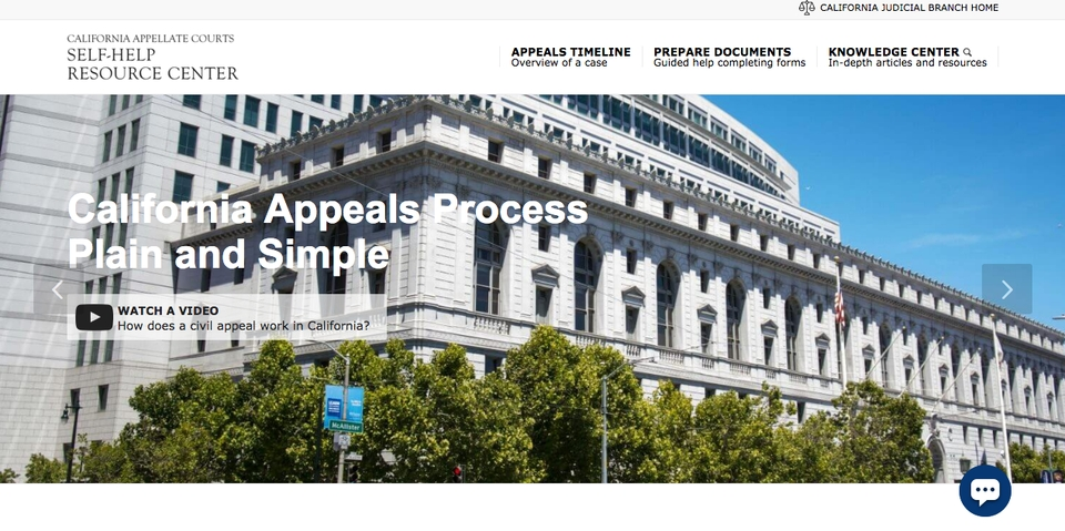 Appellate Self-Help Resource Center