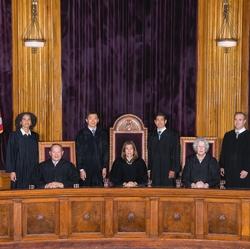 California Supreme Court Bench (2019)