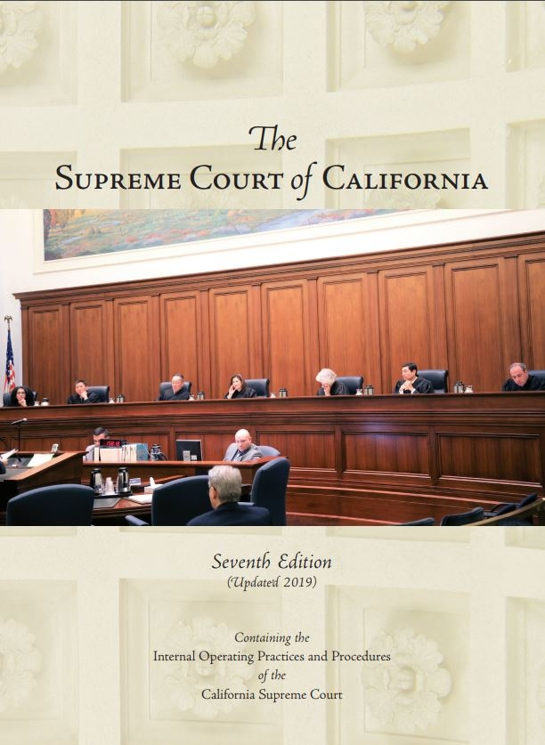 Supreme Court Booklet