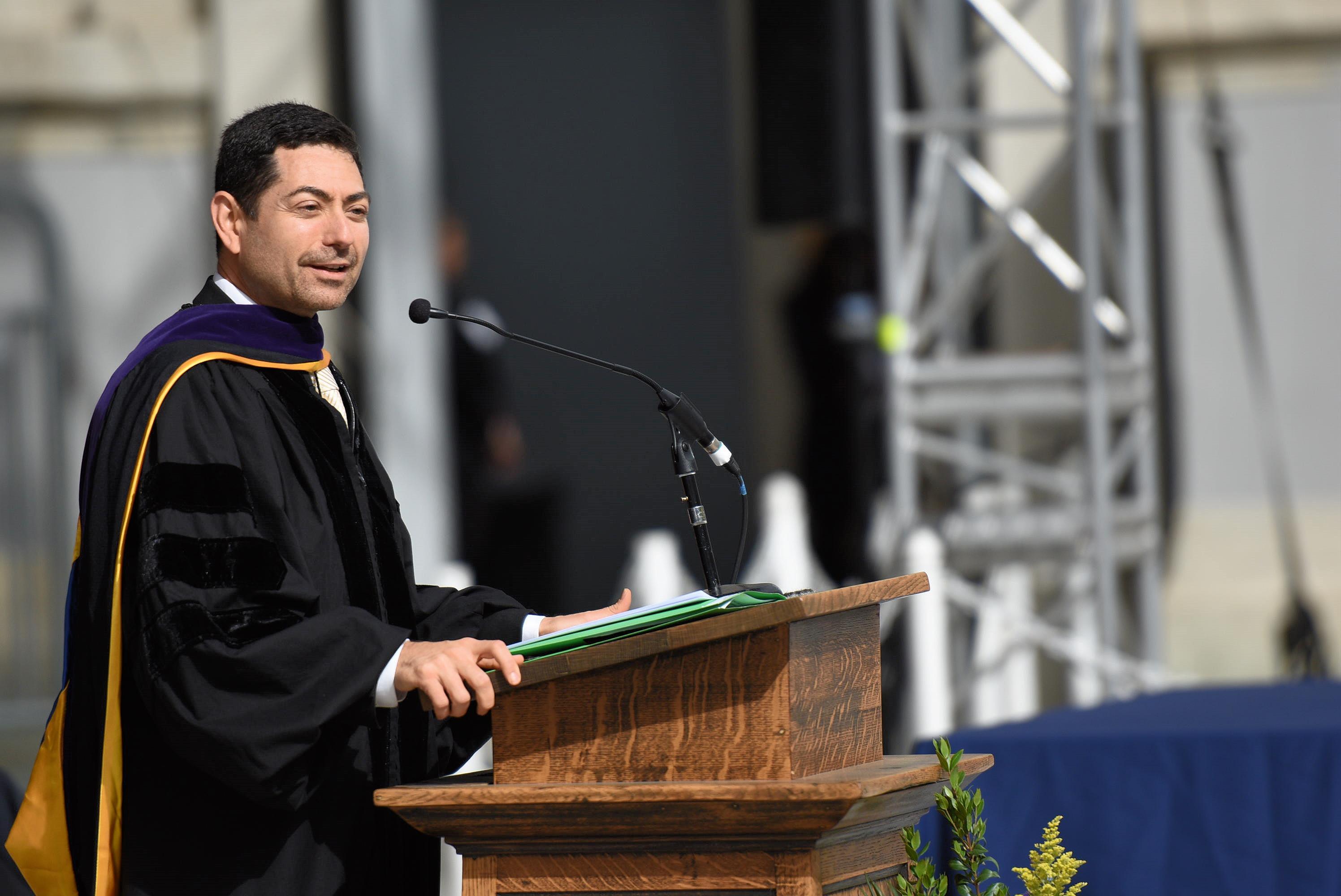 Cuellar UC Berkeley Commencement 2