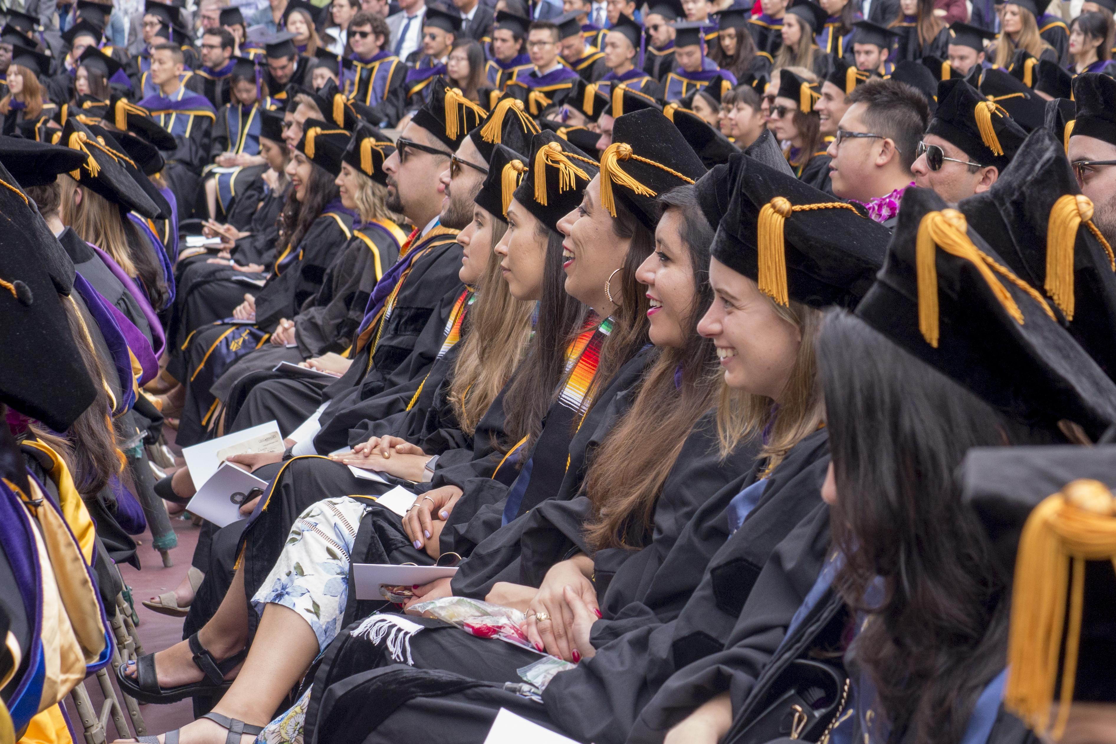 Cuellar UC Berkeley Commencement 3