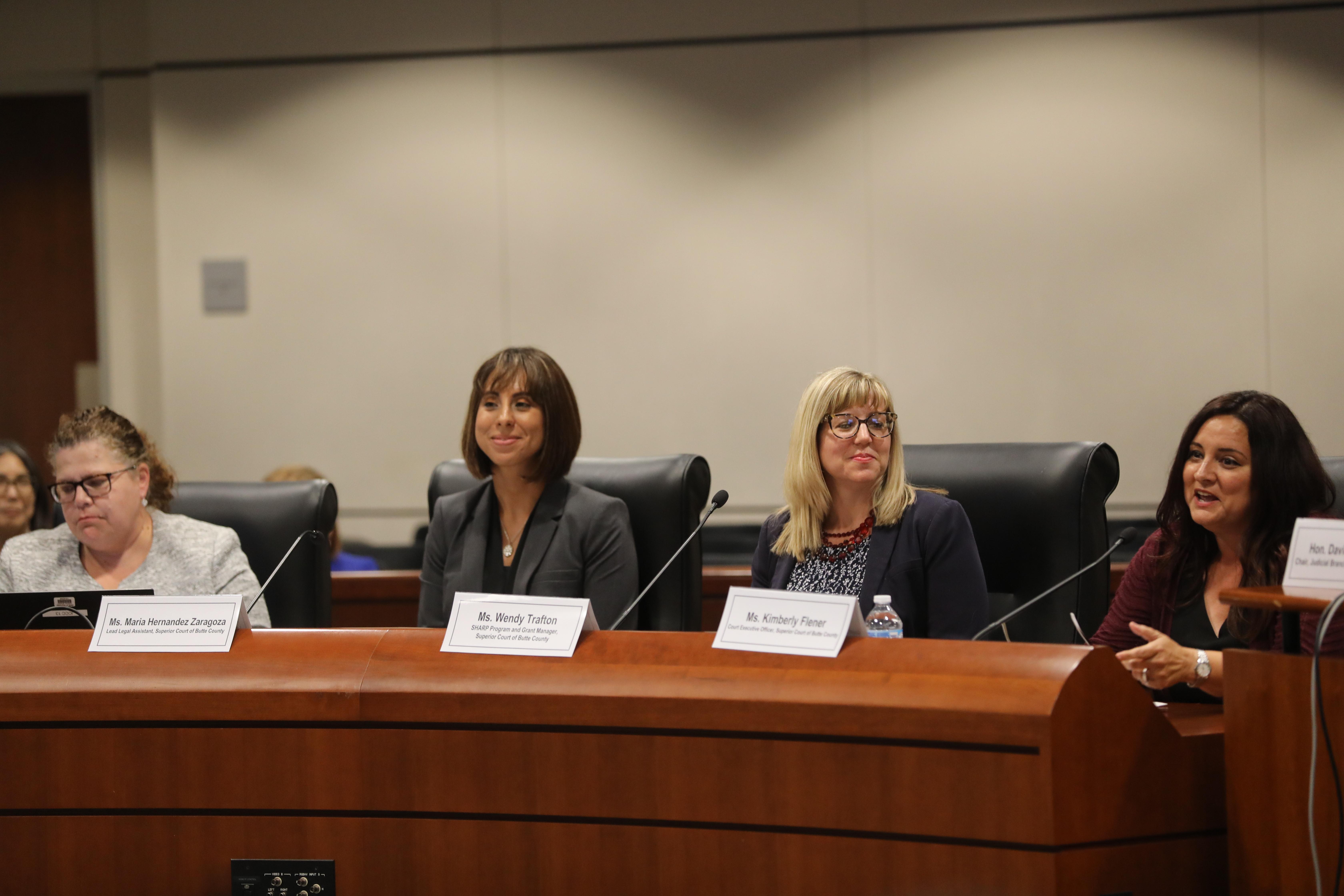 Judicial Council Meeting Highlights