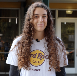 Marley Fortin, CIVITAS Rio Americano High School Class of 2019.
