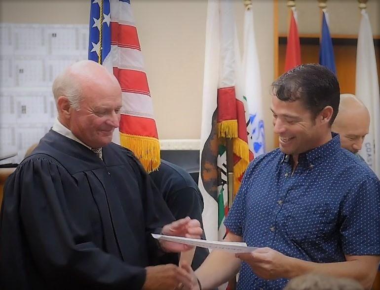 Judge John Trice (Ret.)