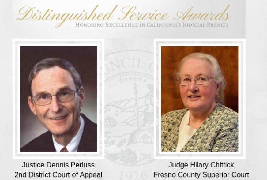 2019 Distinguished Service Awards