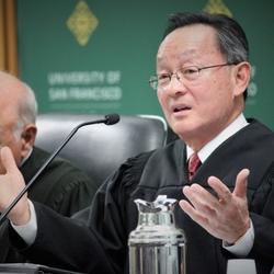 B Roll: Video Justice Chin