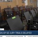 Nearly 2,500 jury trials postponed in San Diego County amid COVID-19
