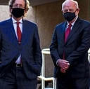 Defense attorneys take issue with Monterey County judges who don't wear masks on the bench