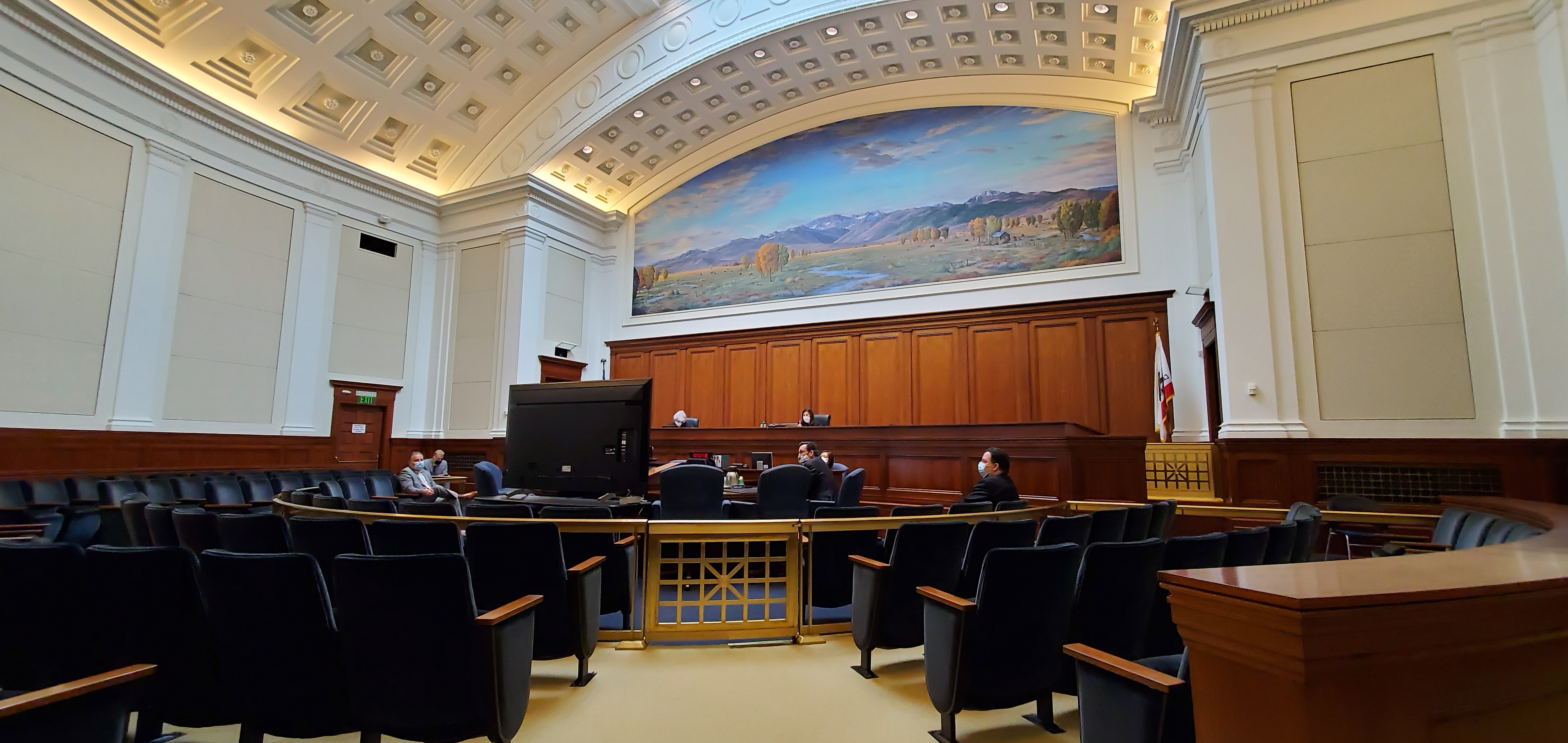 May 5 Oral Argument