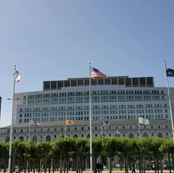 B Roll: Supreme Court San Francisco