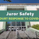 Jury Service Begins for Trials Delayed by COVID-19 Pandemic