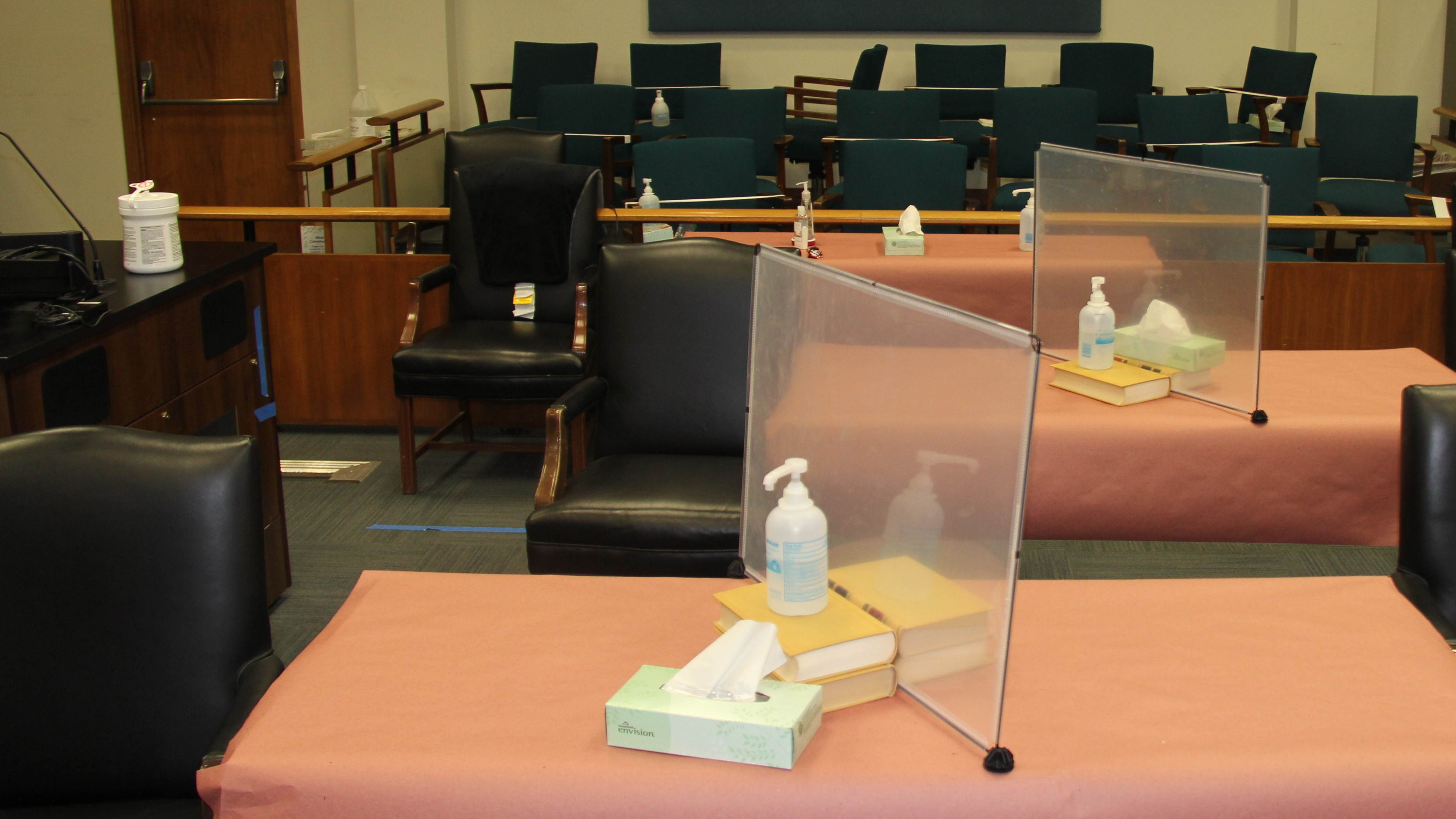 SD Jury Seating