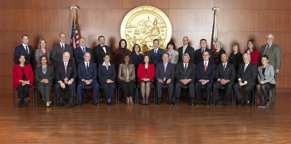 Judicial Council Members - 2019-2020