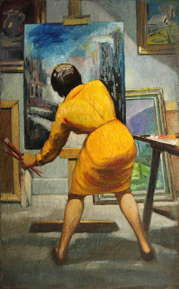 Art Student, 1959