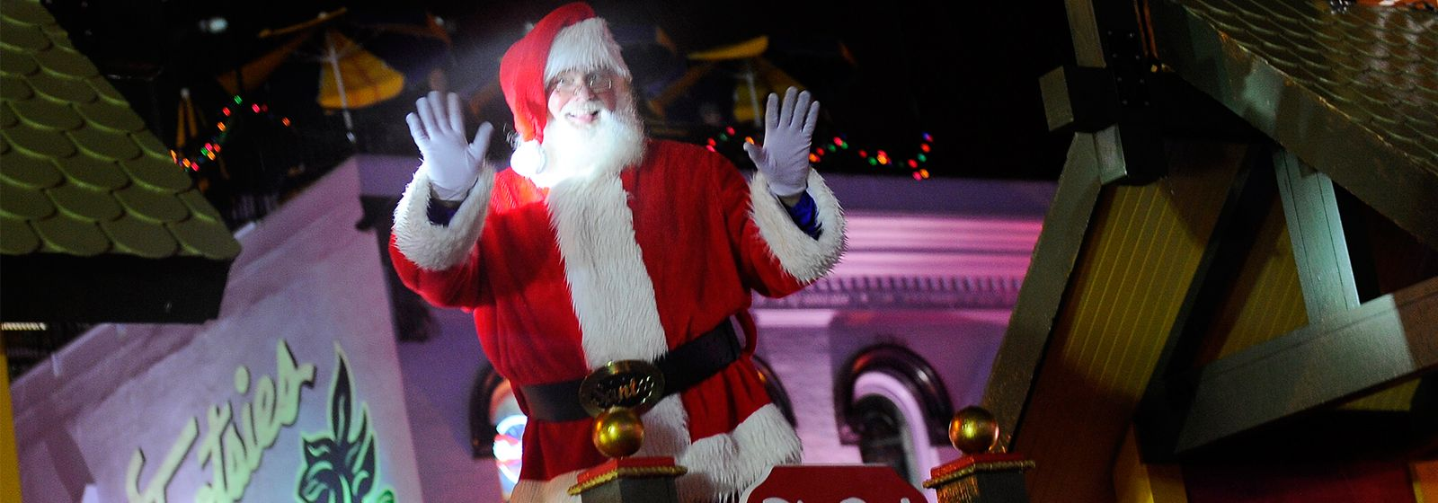 Nashville Christmas parade steeped in history