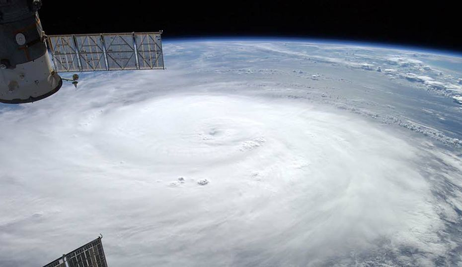 Hurricane season kept meteorologists busy this year