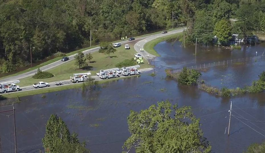 Historic Hurricane Matthew required an heroic response