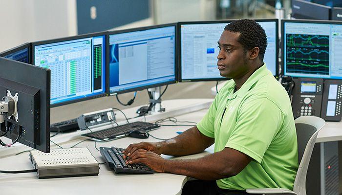 Inside The Renewable Energy Monitoring Center Duke