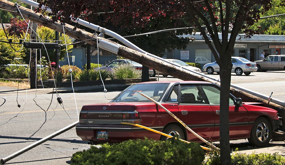 A hard lesson on downed power lines