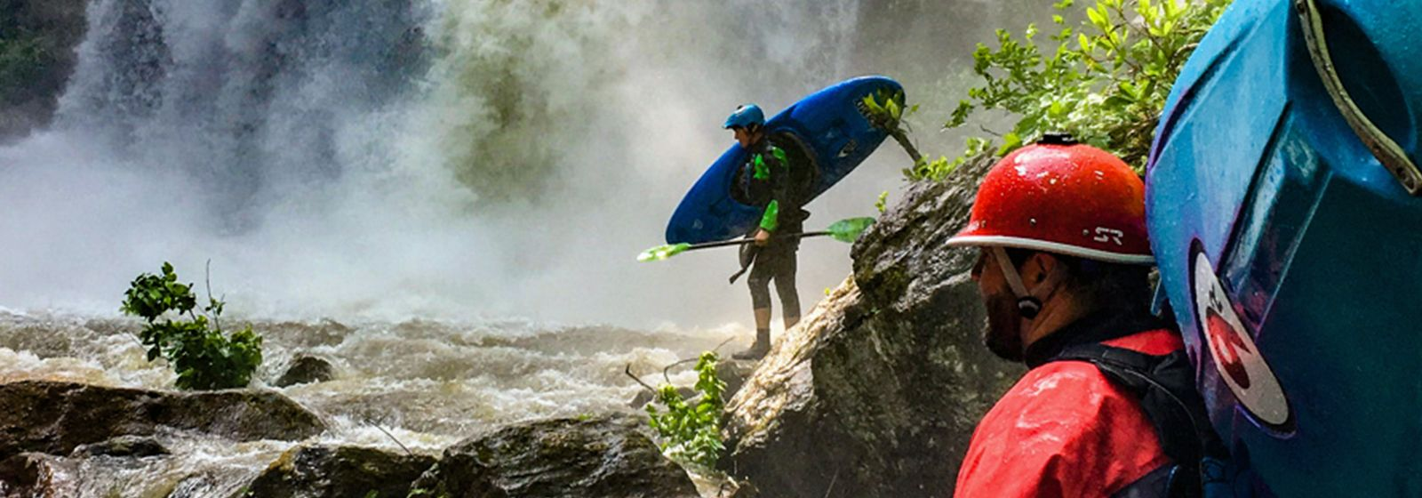 Video: A whitewater adventure on Tuckasegee River