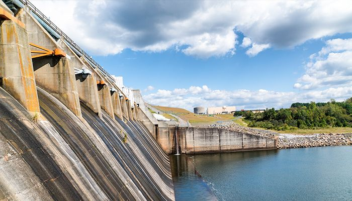 Image result for lake norman dam