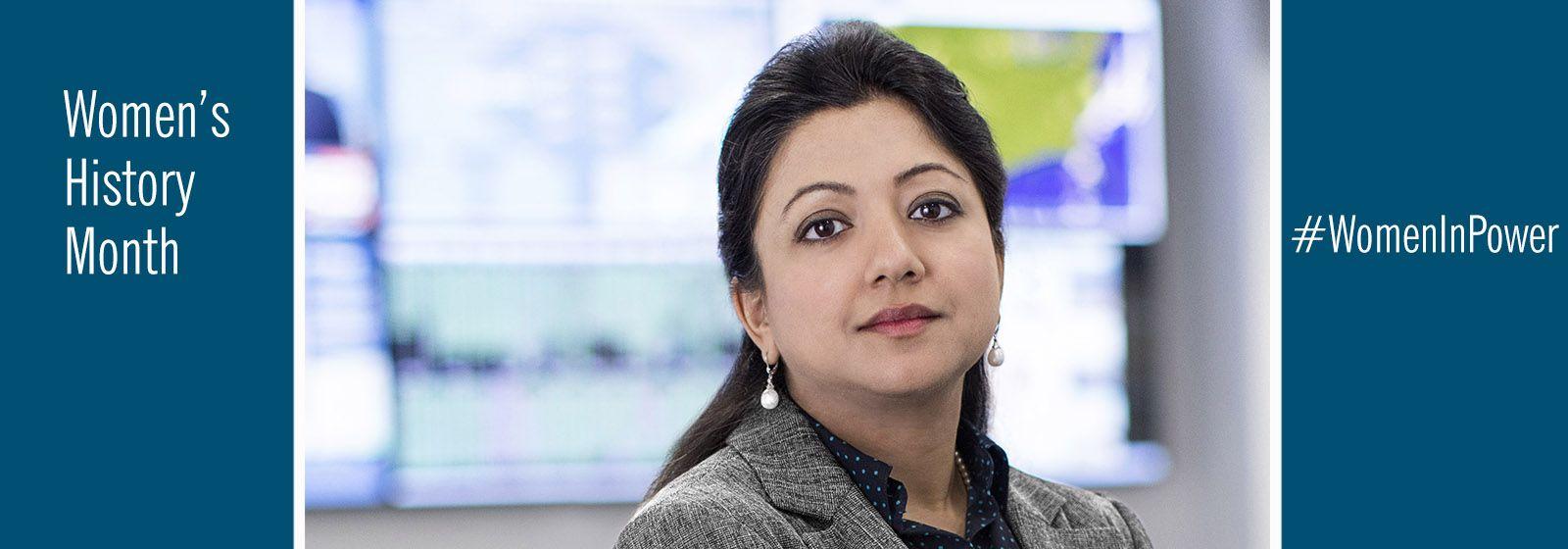 Meet Shabari Basu, wind director