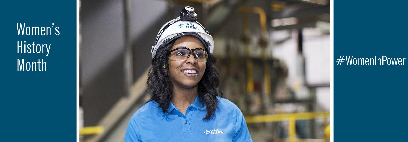 Meet Ashley Coleman, civil engineer