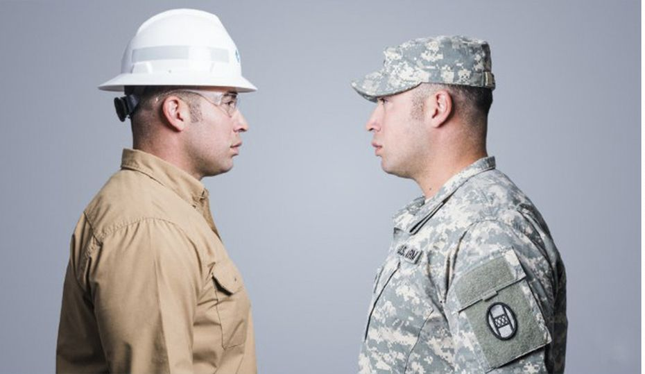 Creating careers for veterans: a blueprint