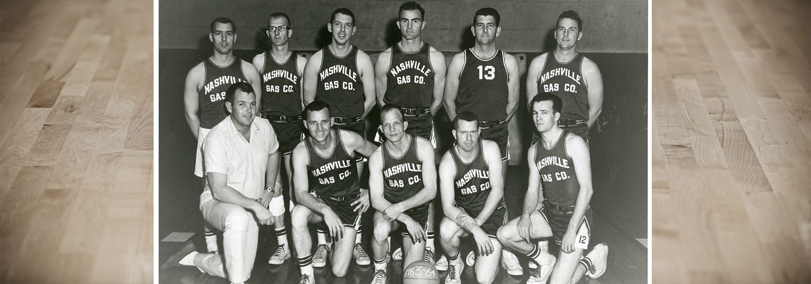 Retro photos: Basketball season is here