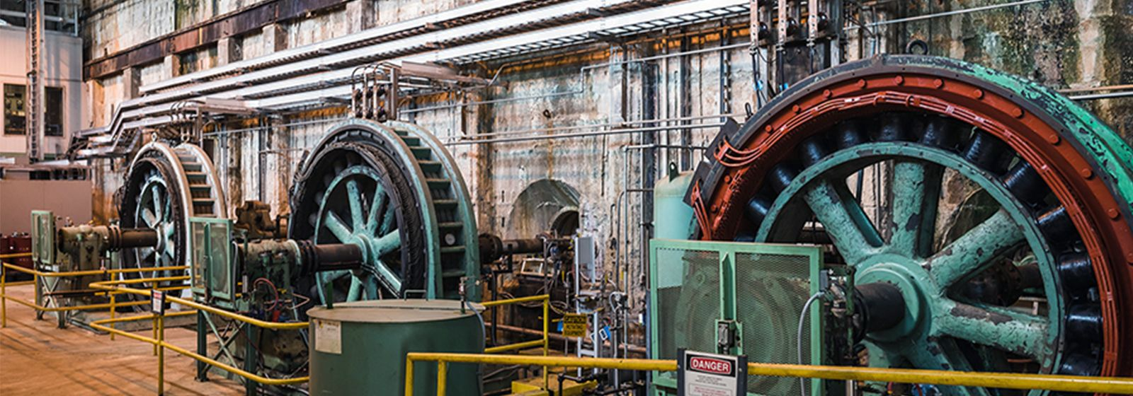 A powerhouse at 110 years old