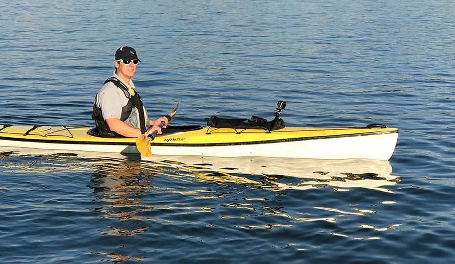 How I improved my commute with a bike and kayak