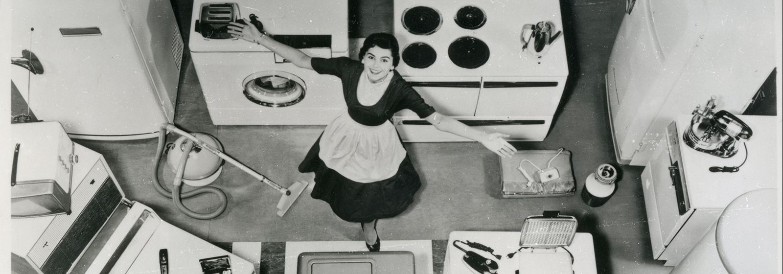 Retro photos: Look at all these appliances