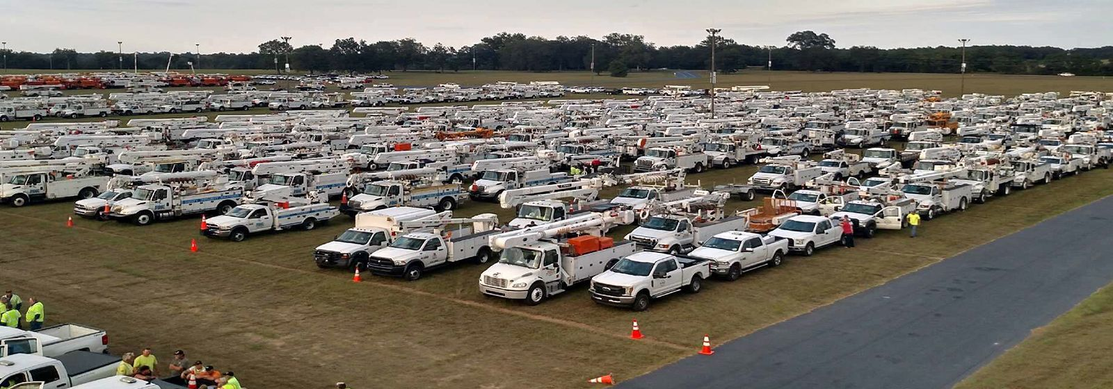 Midwest crews on the move to restore power in Florida