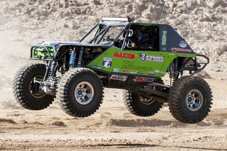Chris May S Race To Become King Of The Hammers No 1 Duke Energy