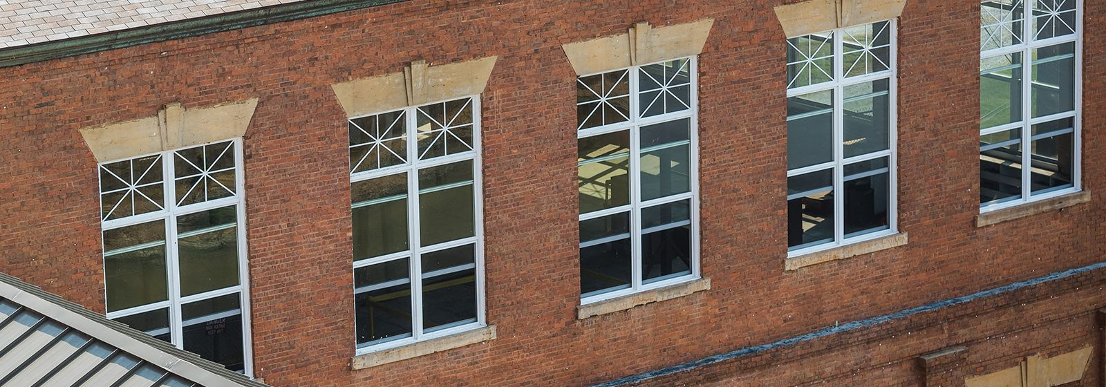 Historic plant gets new windows to the world