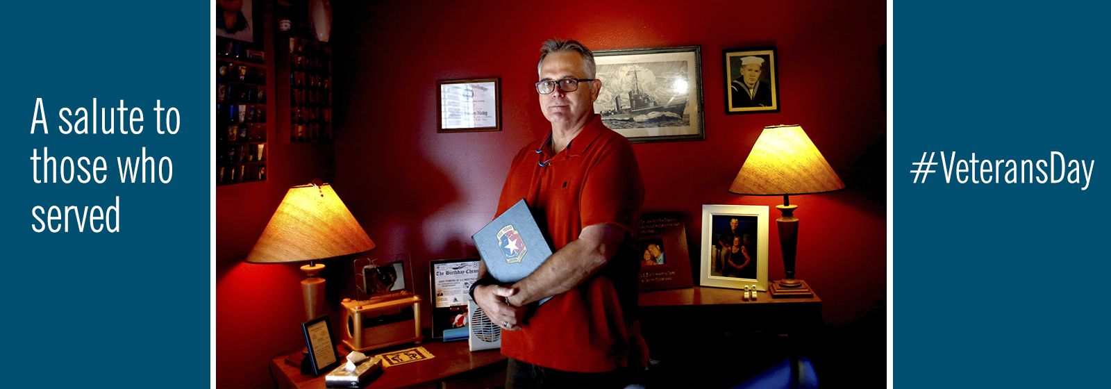 Meet Ben Bradberry: Navy strengthened father-son bond
