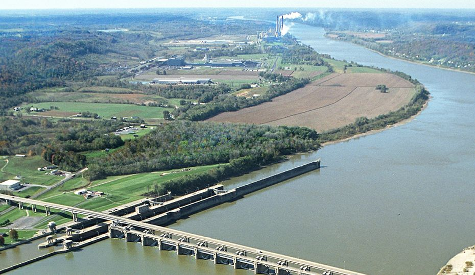 50 years on the Ohio River
