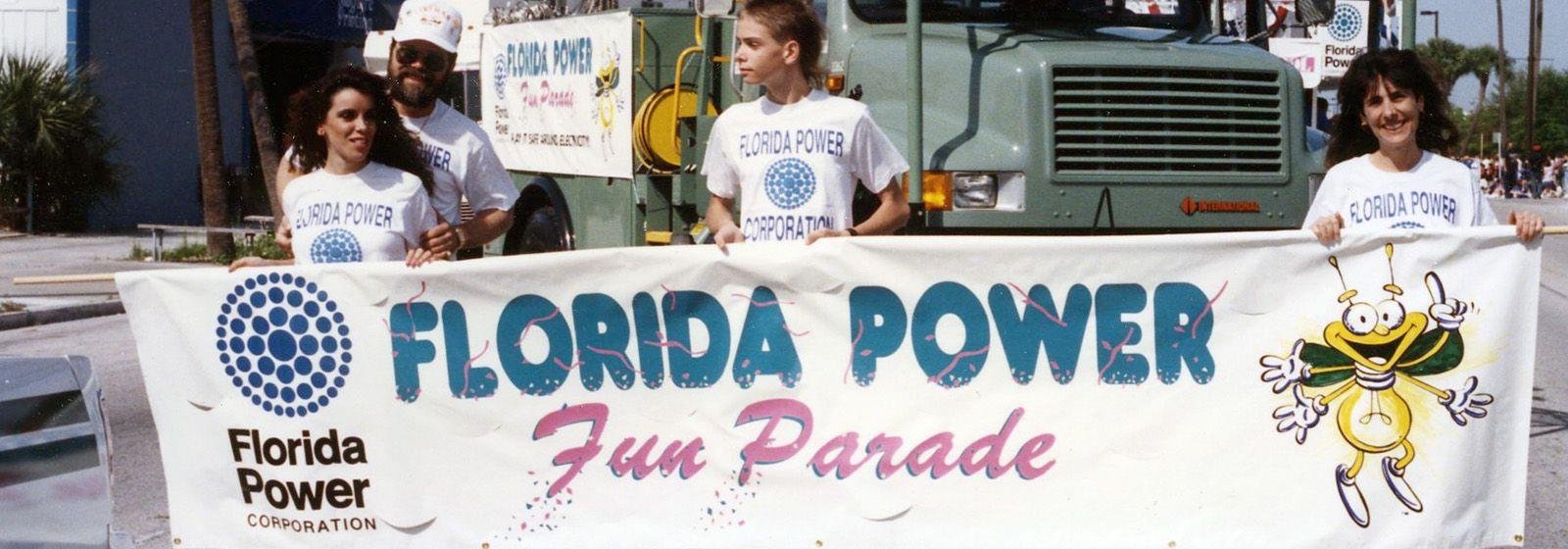 Retro photos: It's the Florida Fun Parade!