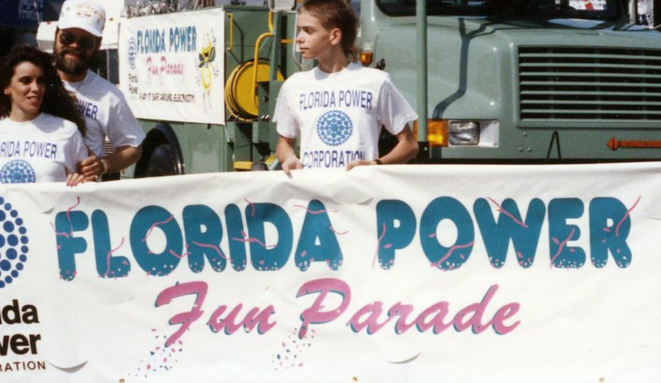 Retro photos: It's the Florida Fun Parade!