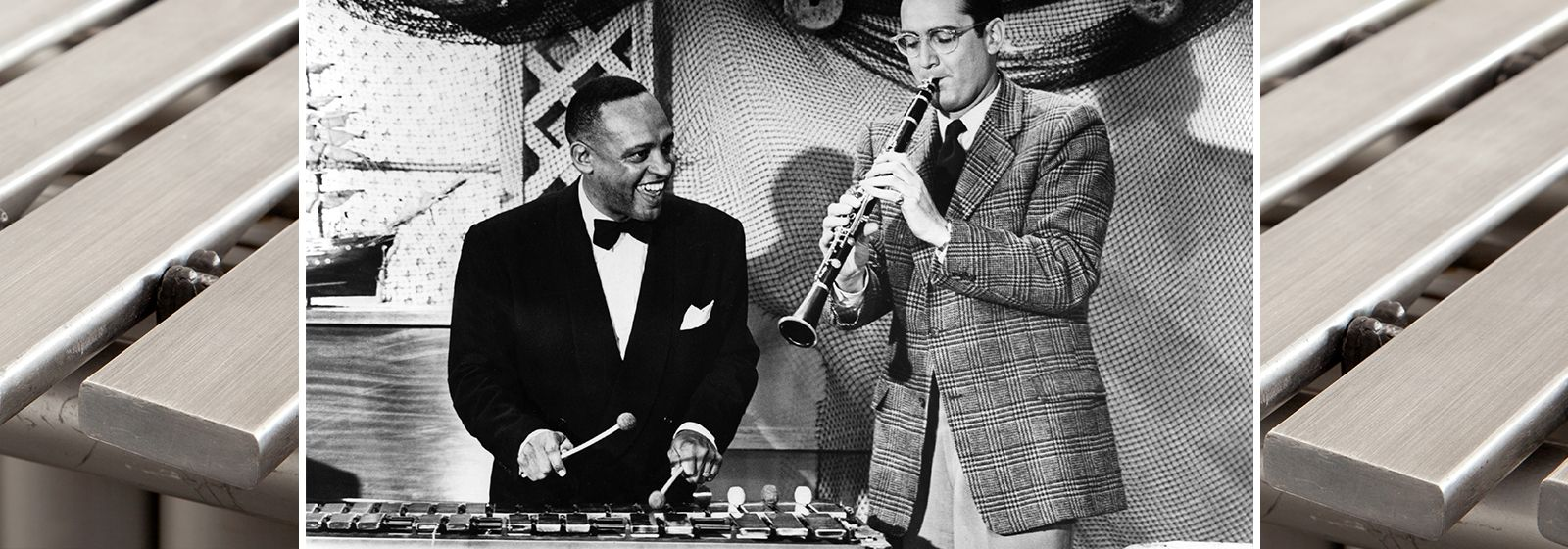 Jazz great made the vibraphone famous
