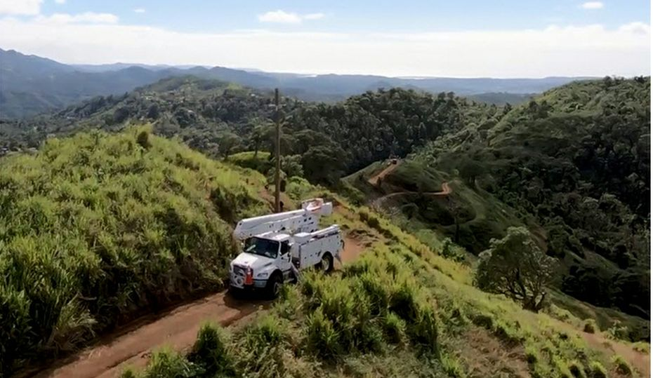 Puerto Rico Journal: Restoring power on the island