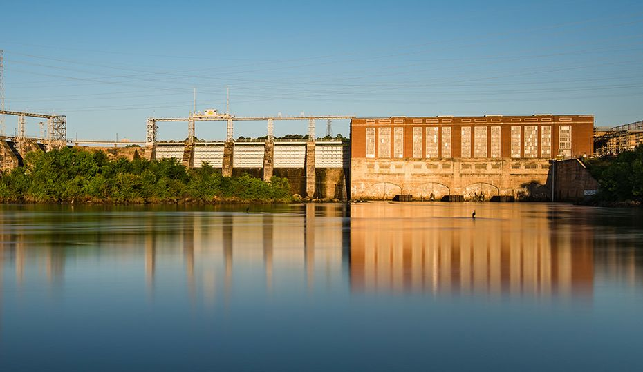 Go behind the scenes at Wylie Hydro Station