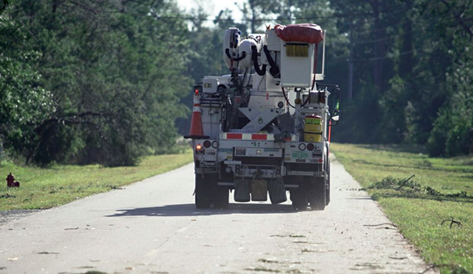 This technology helped crews improve hurricane response