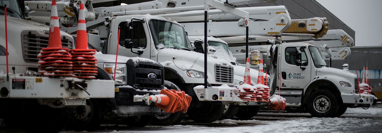 Duke Energy prepares for early winter storm in Carolinas